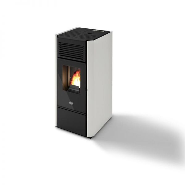Piec na pellet Eva Calor - Betty z nadmuchem 9kW