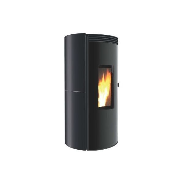 Ultra cichy piecyk na pellet ETHICA LS 9kW Caminetti Montegrappa