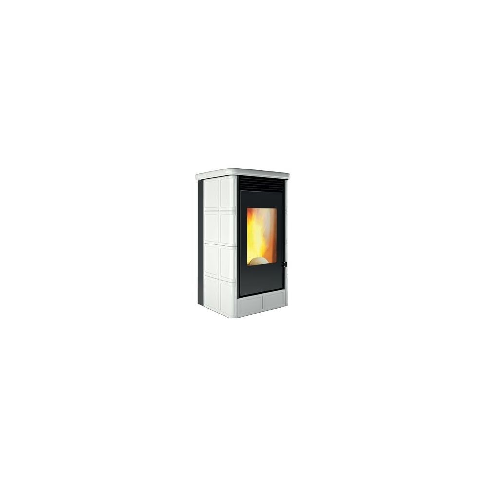 Ultra cichy piecyk na pellet COUNTRY LS 6kW Caminetti Montegrappa - 1