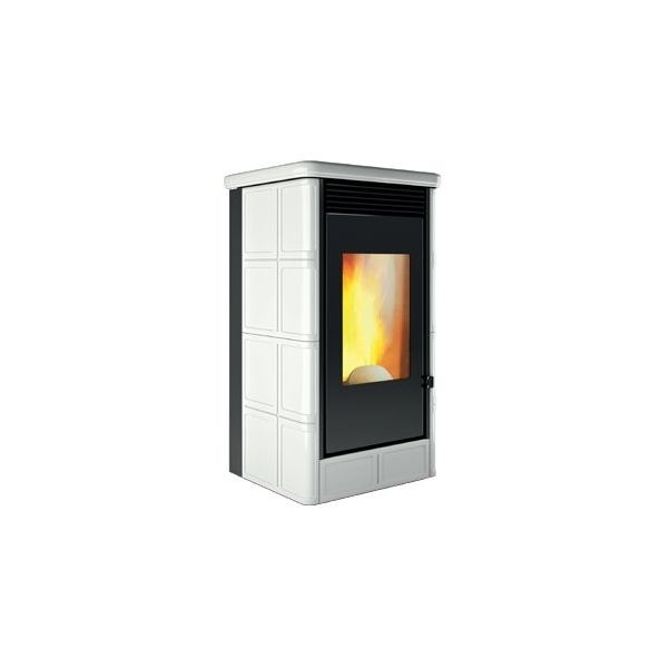 Ultra cichy piecyk na pellet COUNTRY LS 9kW Caminetti Montegrappa