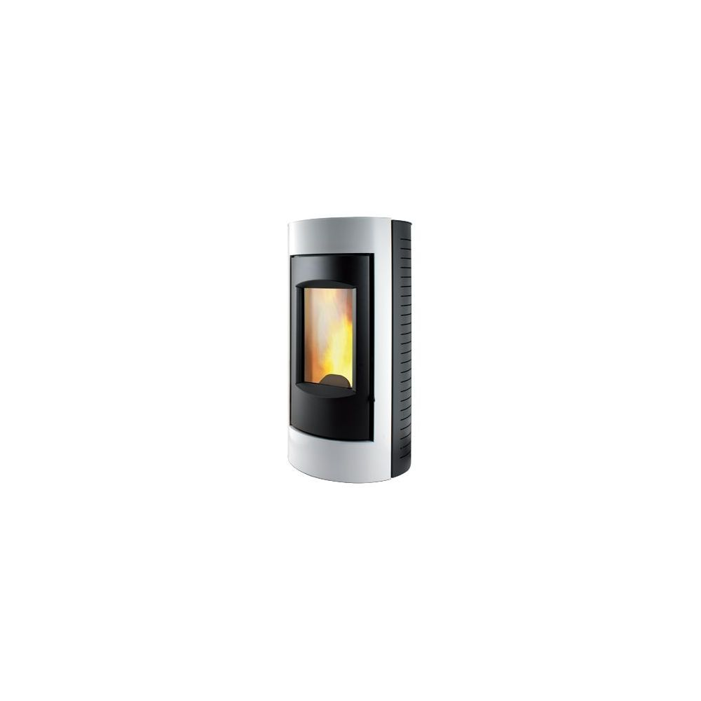 Piecyk na pellet RING NP 6kW Caminetti Montegrappa - 1